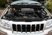 Gran Cherokee Jeep Engine Steam Clean Cleaning Detailing