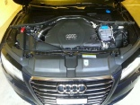 Audi Engine Steam Clean Cleaning Detailing