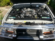 Toyota Engine Steam Clean Cleaning Detailing