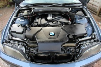 BMW Engine Steam Clean Cleaning Detailing